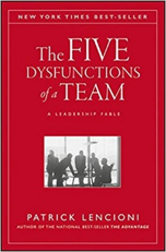 The_Five_Dysfunctions_of_a_team